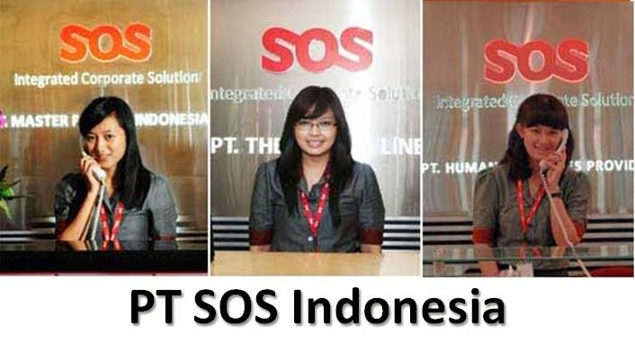 Lowongan Kerja Medan : PT SOS Indonesia