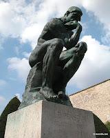 Rodin; le penseur