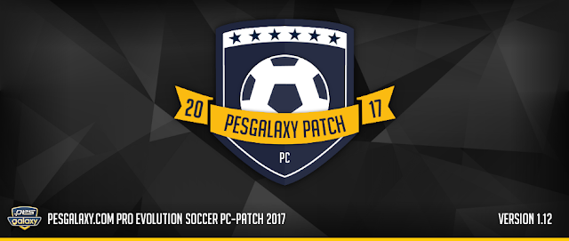 PESGalaxy.com PC-Patch 2017 1.12 Patch RELEASED #11/24/16