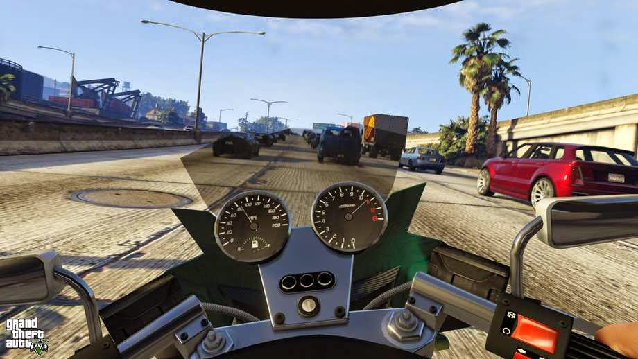 Rockstar lança nova versão do game GTA V, agora para Playstation 4, Xbox One e PC