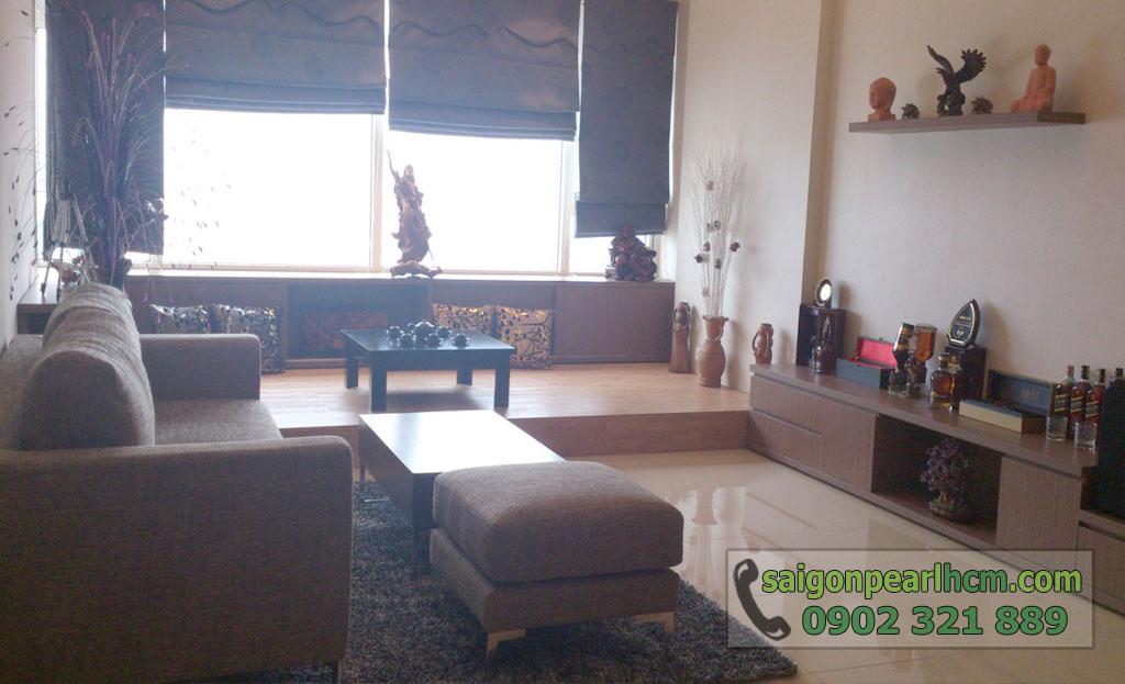 Cho thuê 2 căn hộ Saigon Pearl giá rẻ 90m2 và 136m2