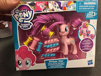 MLP Reboot Series Twisty Twirly Hair Pinkie Pie