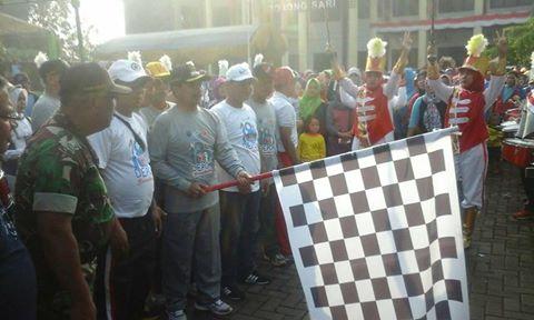 Kecamatan Bojongsari Semarakkan HUT Ke-18 Kota Depok