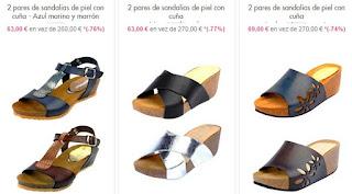 packs de sandalias en oferta 2