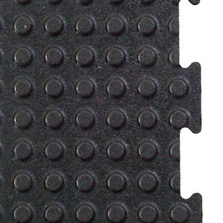 Greatmats Wash bay button top mats interlocking for horses