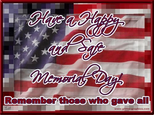 Memorial Day Images, Pictures, Greetings, Cards To Honor US soldiers