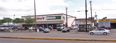 New Starbucks and Ueberrito at 7705 Westheimer Road Houston, TX 77063 (former Donerakis location)