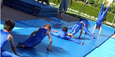 Manfaat Senam Gymnastic untuk Anak