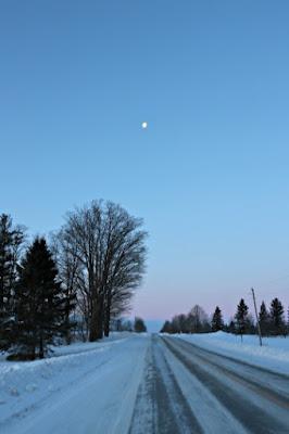 January 5, 2018 Enjoying a sunrise the drive to work.