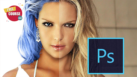 Photoshop Tutorial, Easy and Fun! 100% Free Online Courses