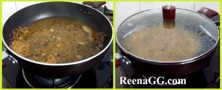 भट्ट की चुड़कानी रेसिपी - Pahari Bhatt Churdkani Banane ki Vidhi