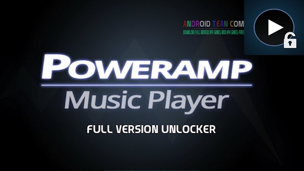 Poweramp Full Version Unlocker 3-826 [Full]
