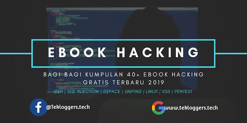 Download Kumpulan Ebook Hacking Gratis 2019 Terbaru