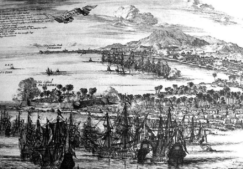 Kerajaan Bugis Suku Bugis Makassar berperang