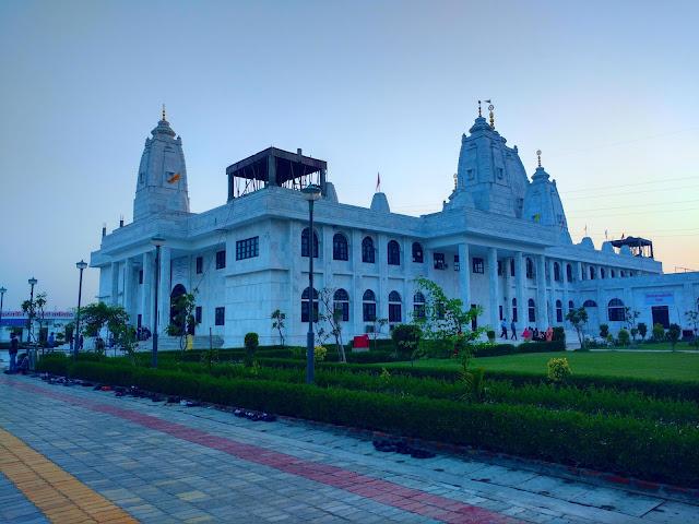 ISKCON Temple - Kanpur