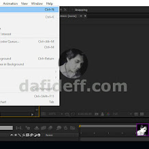 Cara Membuat Komposisi Di After Effects