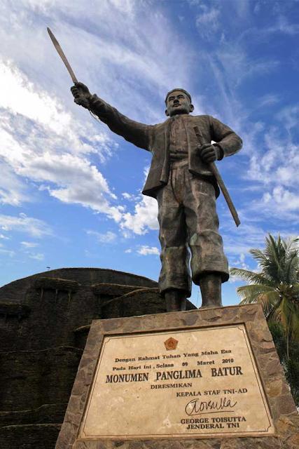 Jejak Langkah Perjuangan Panglima Batur