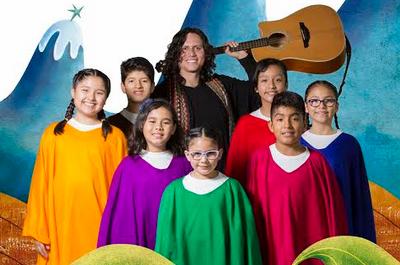 """Coro Nacional De Niños Junto a Gustavo Ratto En """"Cantos Del Ande"""""""