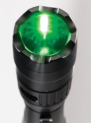 Pelican 7600 3-Color LED Flashlight