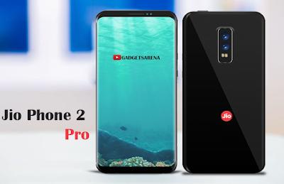 Jio Phone 2 Pro New Concept 2019