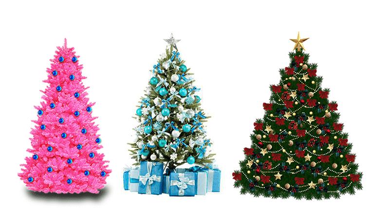O que sua árvore de natal revela sobre a sua personalidade?