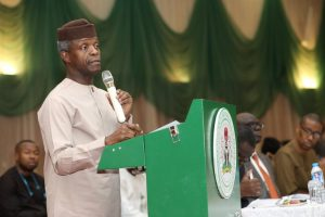 21 new permanent secretaries approved by Acting President, Yemi Osinbajo