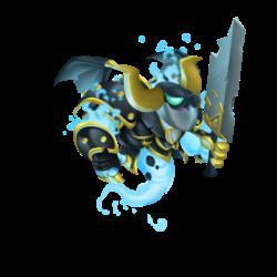 Bastion Dragon (Teen)