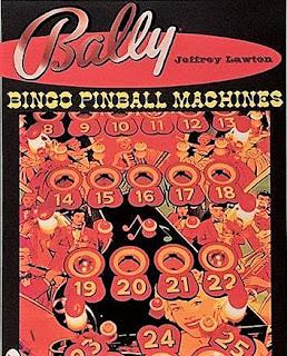 Bally Bingo Pinball Machine. La imagen muestra aquellos agujeros o troneras numeradas