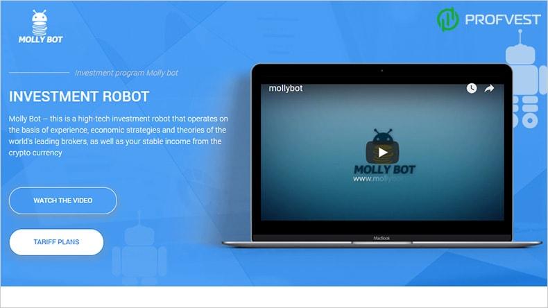 Molly Bot обзор и отзывы HYIP-проекта