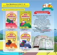Buku Ayo Membaca Jilid 1-4