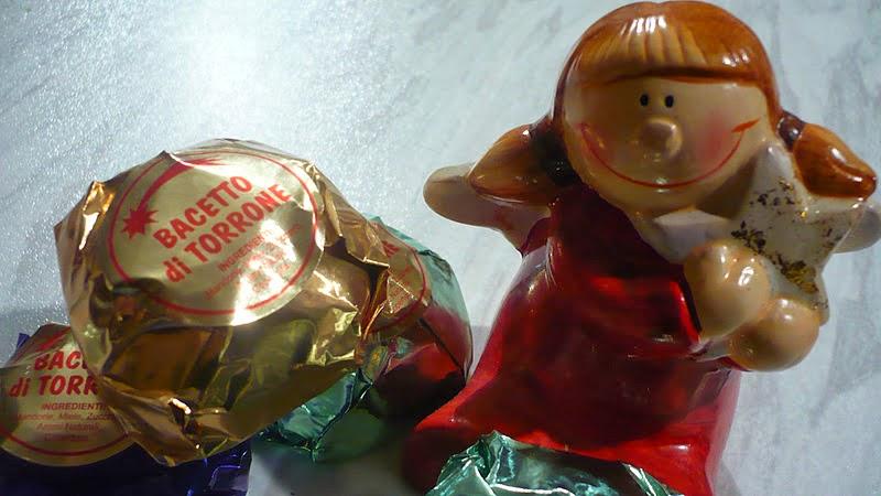 Buon Natale Con Il Torrone.Rosa Ed Io Torrone Bacetti Di Buon Natale