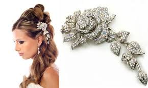 bridal hair combs vintage in Argentina