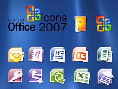تحميل برنامج مايكروسوفت أوفيس 2007 كامل
