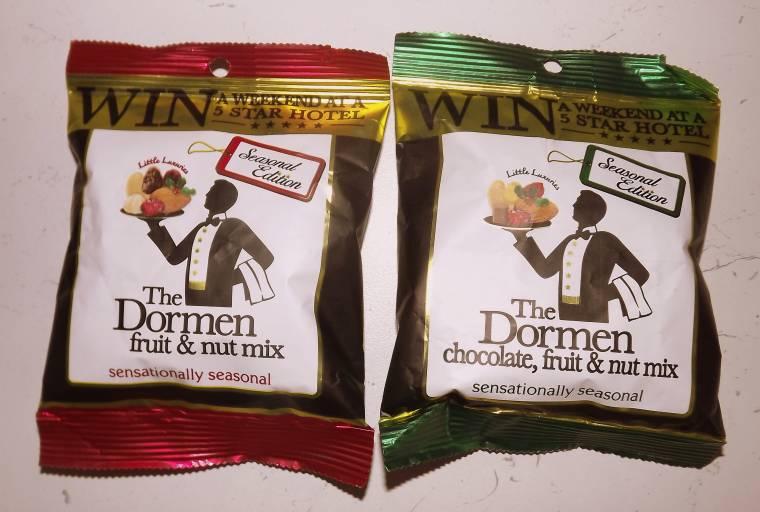 Festive Flavour From Dormen Fruit & Nut Mix
