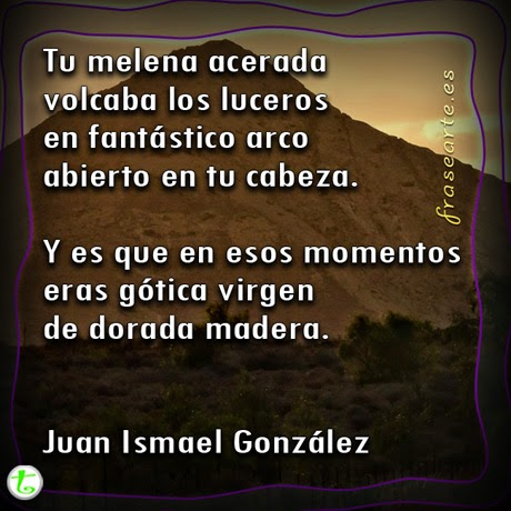 Poemas para compartir - Juan Ismael González