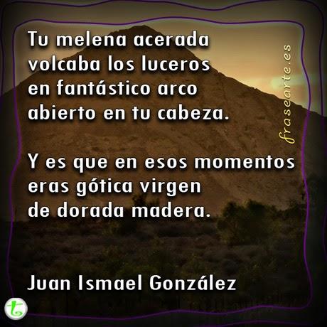 Poemas para compartir – Juan Ismael González