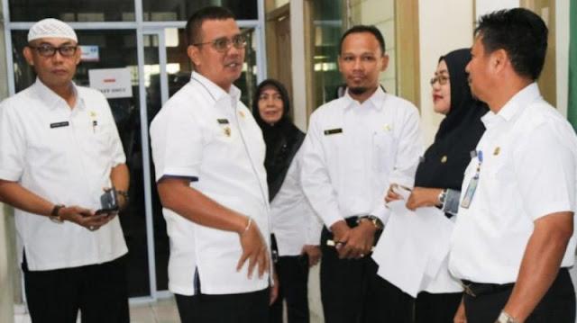 Bupati Bintan Instruksikan: Terapkan Aktivasi e-KTP di Kantor Kecamatan, Jangan Ada Keluhan Pelayanan
