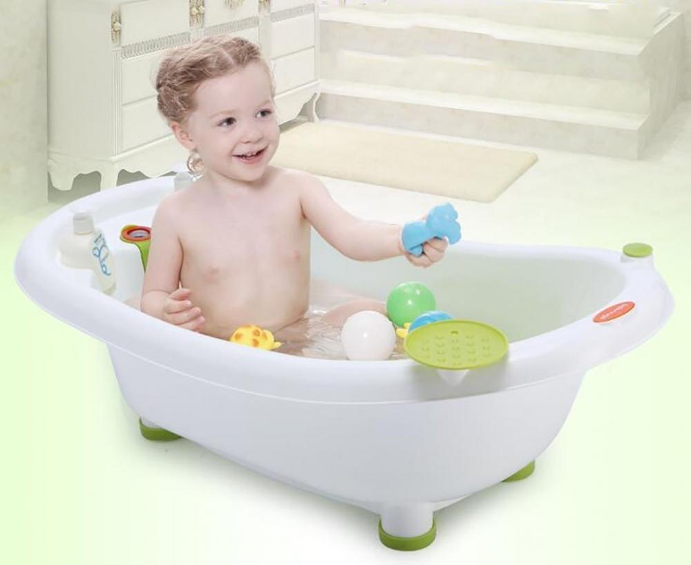 Cea mai buna cadita de baie pentru bebe, cadite cu termometru ergonomice