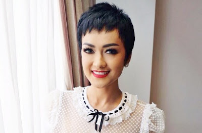 Biodata Julia Perez Dewan Cinta Take Me Out Indonesia