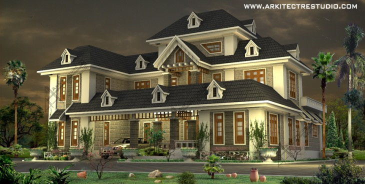 Home Design Luxury Designing In Kerala Contemporary Trends Home