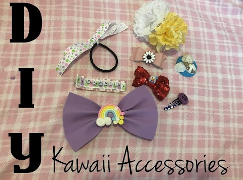 DIY Kawaii: Accessories!