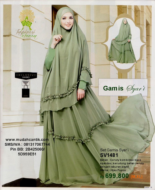Butik Baju Muslim Terbaru Toko Busana Gamis Jilbab Dan