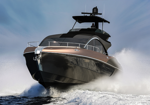 Lexus Has Teamed Up to Develop Lexus LY 650 Luxury Yacht