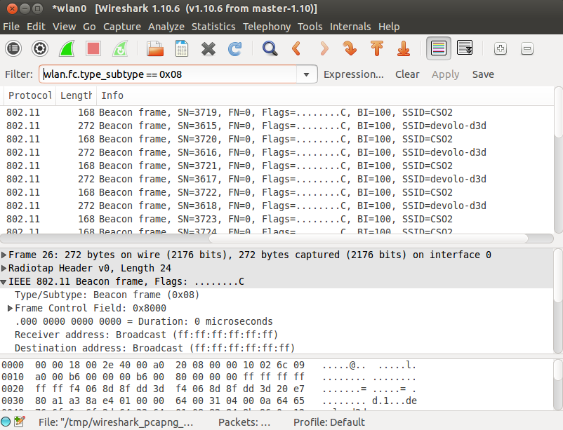 WiFi Scanning Tools on Ubuntu 14 04 - Pentestmag