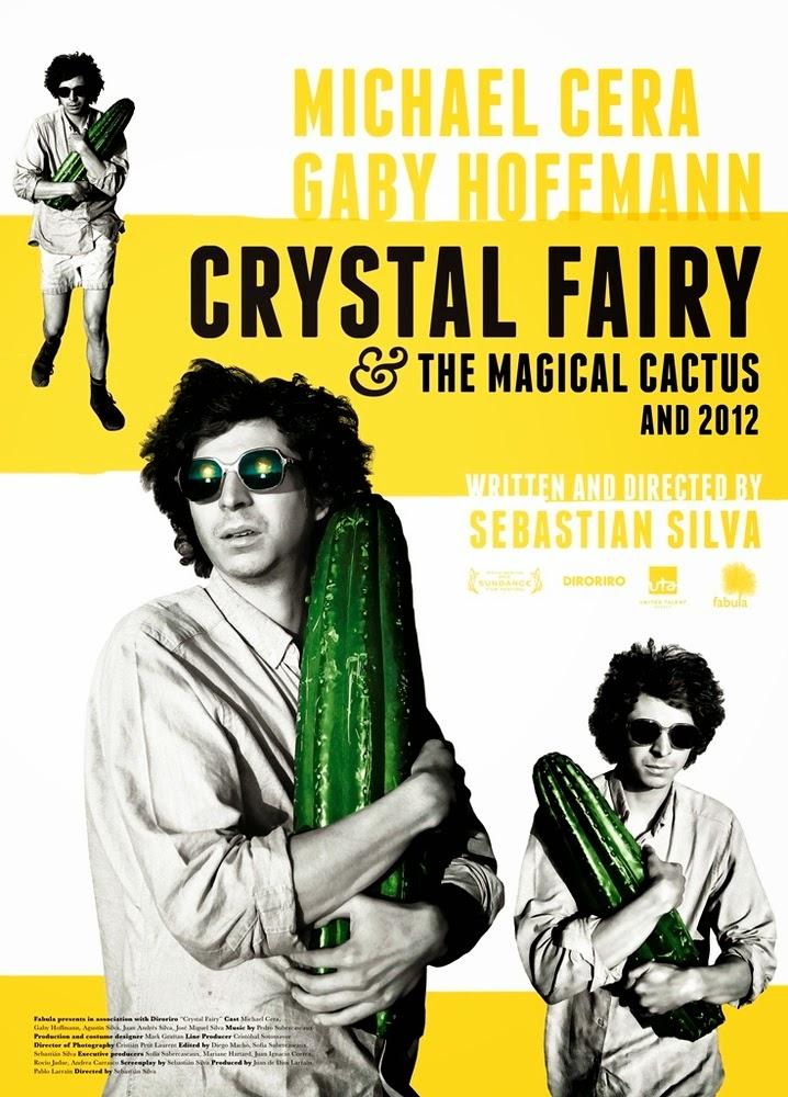 Crystal Fairy (2013) ταινιες online seires oipeirates greek subs
