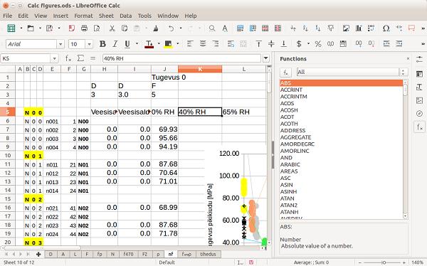 بديل Microsoft Excel