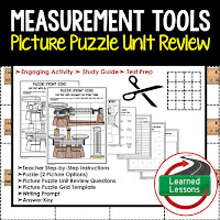 EARTH SCIENCE Test Prep, EARTH SCIENCE Test Review, EARTH SCIENCE Study Guide, Measurement Tools