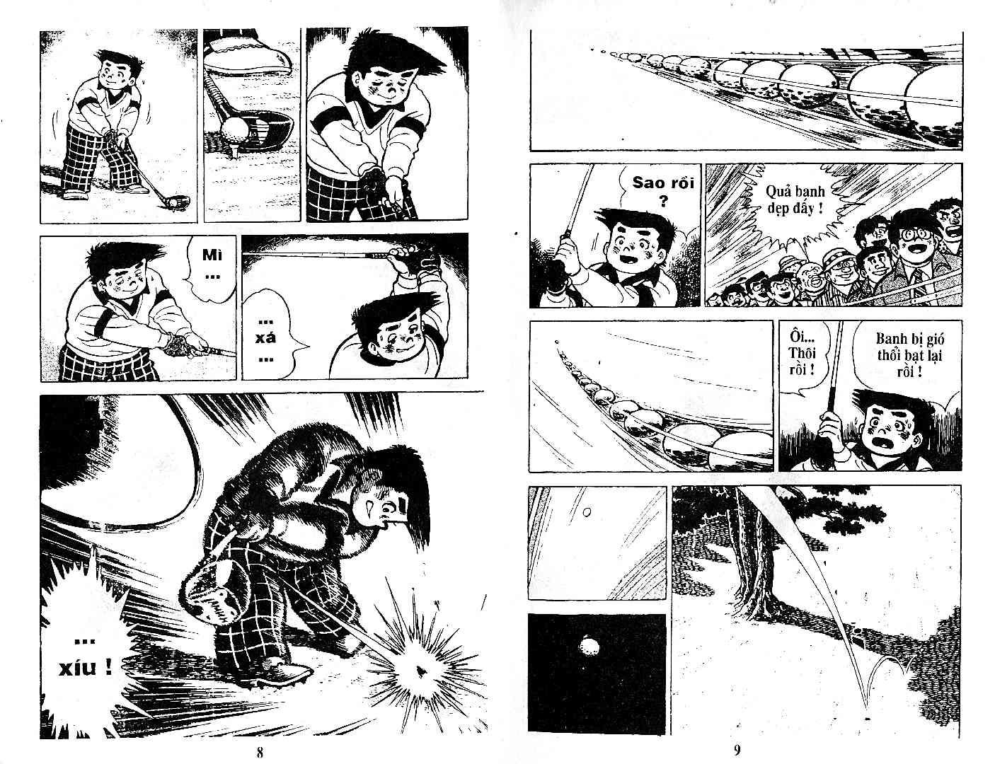 Ashita Tenki ni Naare chapter 26 trang 3