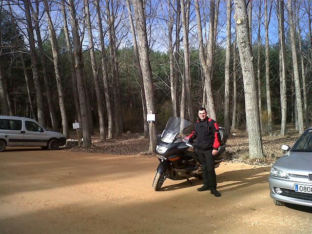 Ruta en Moto por la Serranía de Cuenca y Albarracín