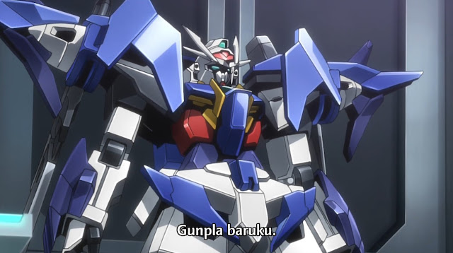 Gundam Build Divers Episode 14 Subtitle Indonesia